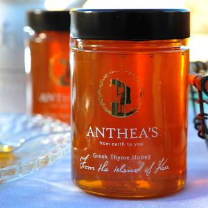 Greek Thyme Honey - Θυμαρίσιο μέλι Κέας