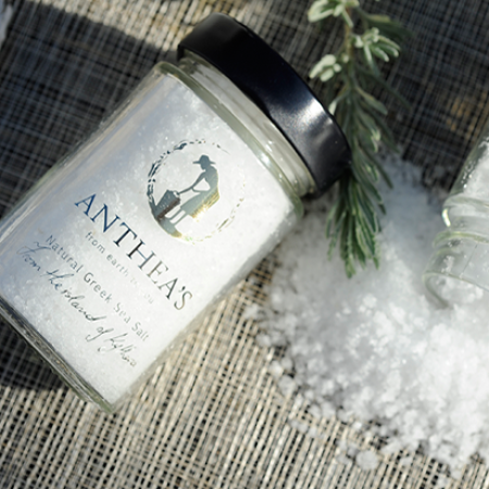 Anthea's Sea Salt