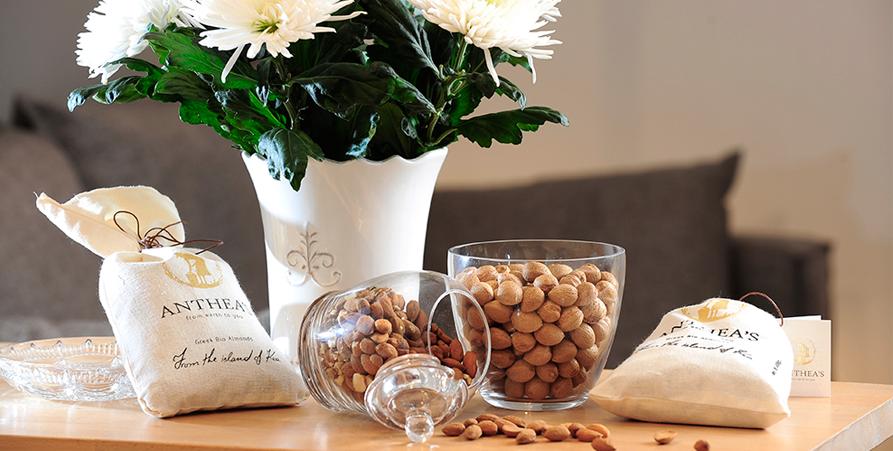Greek Almonds - Ελληνικά Αμύγδαλα