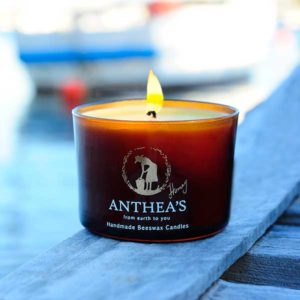 Natural Beeswax Candles - Φυσικά Μελισσοκέρια