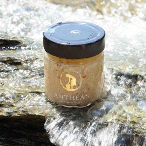 Natural Almond Body Scrub - Φυσικό Scrub Σώματος με Αμύγδαλα